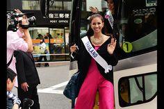 Concurso de belleza Miss Internacional 2015. Visite nuestra página y sea parte de nuestra conversación: http://www.namnewsnetwork.org/v3/spanish/index.php  #nnn #bernama #japon #japan #malaysia #malasia #tokio #tokyo #miss #farandula #entretenimiento #selfie #concurso