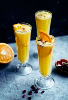 Orange Ginger Beer S