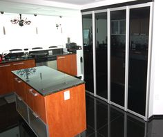 Bifold or Folding Closet Doors from Miami based Armadi Closets are the perfect solution for tight spaces. Our bifold doors will enhance yous living space and add character to your home. Folding Closet Doors, Home Kitchens, Locker Storage, Living Spaces, Cabinet, Sliding Doors, Miami, Furniture, Home Decor