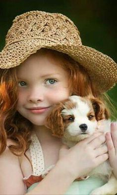All you need to know about cheap pets for kids in one place! So Cute Baby, Cute Kids, Cute Babies, Dogs And Kids, Animals For Kids, Cute Baby Animals, Precious Children, Beautiful Children, Beautiful Babies