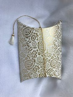 Gold # 6 Collapsible Pouch Pouch, Presents, Gold, Gifts, Porch, Gifs, Hip Bag