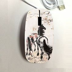 Introducing Printing Asian Artists Horse Original Guy Usb Mouse. Great product and follow us for more updates!