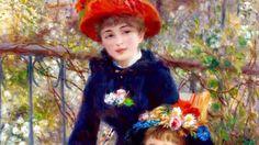 "Pierre Auguste Renoir - Jardines y Flores - Tchaikovsky ""Vals de las Flo..."