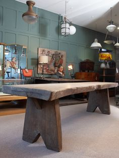 Salvage Hunters, Antique Restoration, Architectural Antiques, Showroom, Projects To Try, Dining Table, Passion, Glass, Furniture