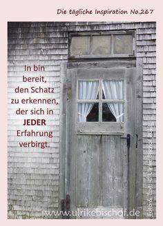 Die tägliche Inspiration No.267  www.inspirationenblog.wordpress.com  www.ulrikebischof.de