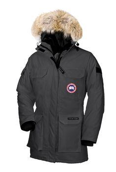 Dealextreme Canada Goose Women'S Expedition Parka Graphite