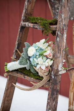Savvy Deets Bridal - A Wedding Blog: {Styled Shoot} Woodland Winter Styled Wedding Shoot