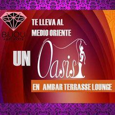 Desde ya tu plan es la #NocheArabe el 2 de octubre en @bijouamethyste #ambarterrazalounge #quartzroserestaurante #PuntoFijo #IgersPuntoFijo ✨