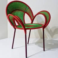 Banjooli chair. Using local craft and animals as inspiration