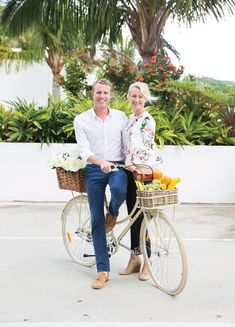James Colquhoun and Laurentine Colquhoun ten Bosch were recently interviewed for our local Sunshine Coast mag, Profile Magazine.  Find out more about James and Laurentine's daily lifestyle and how Food Matters all began & their top 5 tips for a healthy life.