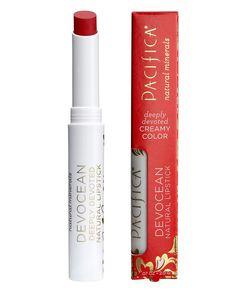 Devocean Natural Lipstick - Firebird
