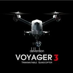 Drona Walkera Voyager 3 Through the constant pursuit of excellence and our determination to create the ultimate flying experience, Walkera has produced an aerial vehicle with capabilities far beyond anything else on the market todayThe streamlined design,precision assembly and ingenious use of the latest technology make the Voyager 3 a product of beauty and reliability.
