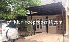 Rumah Cantik Gaya Minimalis Sistem Cluster di Cibubur Country