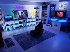 Many top gaming PCs manufacturers have woken up to the need for bri. Many top gaming PCs manufacturers have woken up to the need for bringing down the pric Gaming Room Setup, Pc Setup, Desk Setup, Gaming Rooms, Computer Gaming Room, Computer Technology, Nerd Room, Gamer Room, My Room