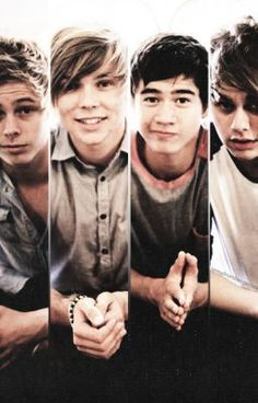 HAPPY BIRTHDAY TO 5SOS 4 YEARS OMG IM SO PROUD OF THEM AND HOW FAR HARD THEY WORKED TO MAKE IT THIS FAR. I LOVE THEM SO MUCH