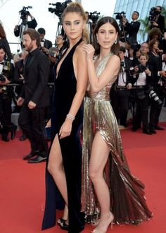 7 GNTM candidates who have changed a lot - Stefanie Giesinger and Lena Meyer-Landrut 2017 in Cannes - Joan Crawford, Lana Turner, Myrna Loy, Jayne Mansfield, Lucille Ball, Rita Hayworth, Scarlett Johansson, The Beguiled, Picture Company