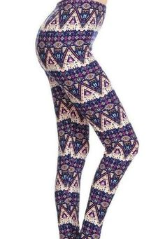 Shaley Lane Boutique  www.ShaleyLane.com  Tribal Craze Leggings  Available in One Size (3-14)  $16 Includes Shipping 92% Polyester 8% Spandex Double Brushed for Softness Buttery Soft Feel