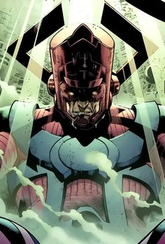 Galactus by Olivier Coipel