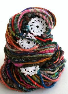 musicbox handspun - one of my favorites that sold.
