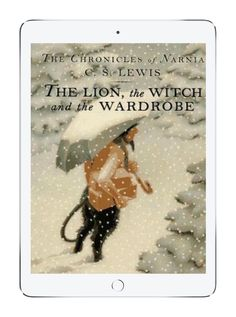 Our favorite childhood books on Epic!: The Lion, The Witch, and The Wardrobe by C. S. Lewis