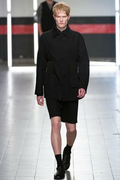 Damir Doma | Spring 2014 Menswear Collection | Style.com