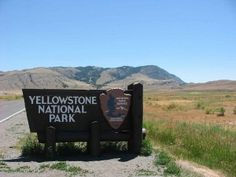 Established in 1872, Yellowstone National Park is America's first national park. Need to visit some day