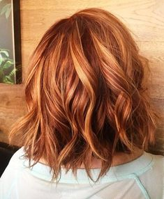 Hottest Copper Balayage Ideas, copper hair color for auburn ombre brown amber balayage and blonde hairstyles