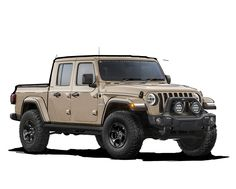 JT Gladiator - American Expedition Vehicles - AEV