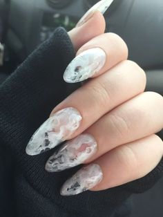 Trendy Jelly New Trend Are Perfect for This Summer 2019 jelly nails, newest nail trend acrylic nail art design clear jelly nails Nail Design Stiletto, Nail Design Glitter, Cute Acrylic Nails, Acrylic Nail Designs, Nail Art Designs, Design Art, Design Ideas, How To Do Nails, My Nails
