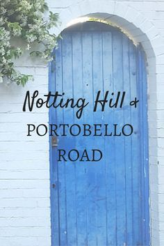 Things to do in London: A globetrotters' guide to getting blissfully lost in the backstreets of Notting Hill and Portobello Road Market. Notting Hill and the Portobello Road Market have to be two of my favourite places to visit when I'm in London. If you're planning a trip to London, here's a guide to getting lost in the backstreets!