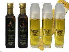 Arganový olej přímo z Maroka - sada Argan Oil, Whiskey Bottle, Personal Care, Drinks, Beauty, Drinking, Self Care, Beverages, Personal Hygiene