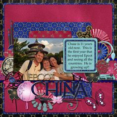 China layouts (General) - Page 7 - MouseScrappers.com