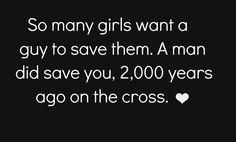 Bam! Thank you Jesus! (:
