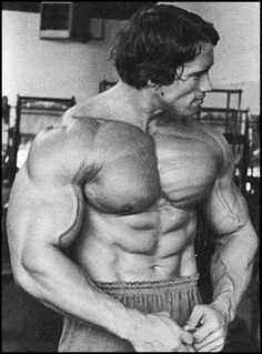 The Chest Master! Arnold Schwarzenegger. How he built the best chest of all time.