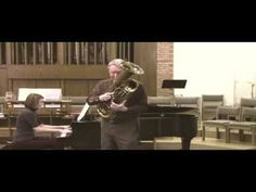 Double-Bell Euphonium - Neapolitan Dance, arranged and performed by David Werden