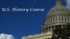 In-depth US History Course for High Schoolers