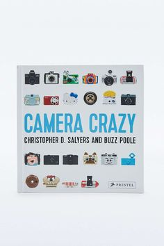 "Buch ""Camera Crazy"""