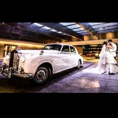 Vintage Weddings…. #vintage #vip #rolsroyce #silvercloud #weddingday #w #wedding #southflorida #love #specialmoments #specialday #limousineservice #limo #vintagecar #vintagelimo #southflorida #miami...