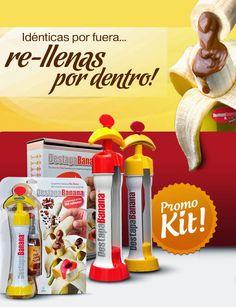 Bem Legaus!: Recheador de bananas