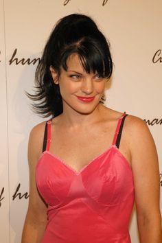 Pauley Perrette from NCIS