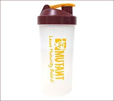 Enjoy protein drinks & protein shakes in these beautifully crafted tumblers available in sale at Muscle And Strength.
