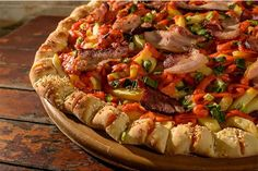 Pizzaria Lelo`s Comida Delivery, Vegetable Pizza, Vegetables, Food, Veggies, Vegetable Recipes, Meals, Yemek, Veggie Pizza