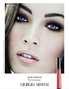 Giorgio Armani Gloss d'Armani 2011 Ad Campaign Makeup Advertisement, Makeup Gallery, Makeup Jobs, Extreme Makeup, Giorgio Armani Beauty, Make Up Tricks, Photo Makeup, Spice Things Up, Hair Beauty