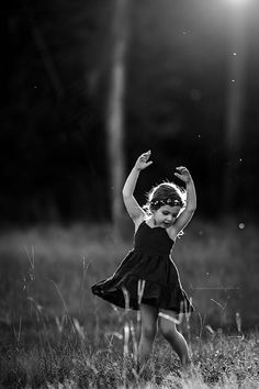 Black And White Kids Photos