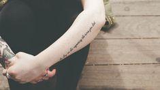 Trouvez une idée de phrase de tatouage sur le thème de la liberté