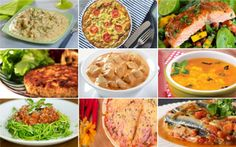 """Para fazer a """"massa"""" da pizza, misture a carne moída com o ovo, aveia, cebola, alho, sal Caldos Low Carb, Tortas Low Carb, Low Carb Diet, Salmon Burgers, Curry, Ethnic Recipes, Food, Law Carb, Pastel"""