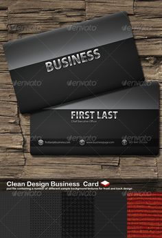 Business Card - Corporate Business Cards Download here : http://graphicriver.net/item/business-card/37449?s_rank=522&ref=Al-fatih