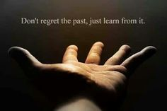 Just learn from it