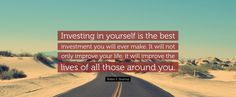 Now is the perfecttime to invest! I don't mean in stocks or precious metals (which is a great thing to invest in, but that's not what we're discussing today) what I am referring … Read more at justalkblogs.com