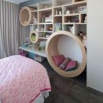 More Cool Ideas For Designing Playroom For Kids | InteriorHolic.com
